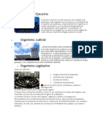 PODERES DEL ESTADO DE GUATEMALA