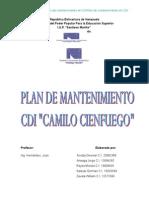 1 ra PARTE plan de mantenimiento cdi.rtf