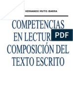 Competencias en lectura y composición del texto escrito