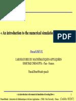 simulación numérica de flujos reactivos