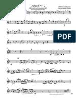 Cuerdas DANZÓN 2 Viola
