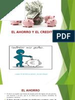EL AHORRO Y EL CREDITO.pptx