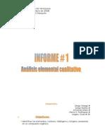 Informe de Quimica #1.doc