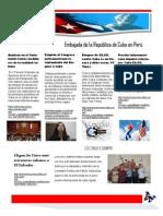 Boletín Cuba de Verdad Nº 103-2015