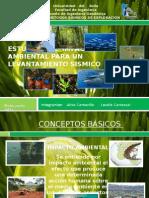 Estudio Del Impacto Ambiental Para Un Levantamiento Sismico - Lista (1)