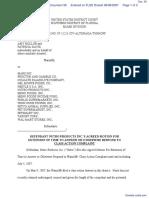 Blaszkowski et al v. Mars Inc. et al - Document No. 38