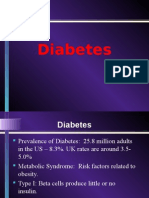 Diabetes Slides Pat Thompson Sept 15 2011