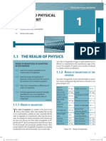 01 Physics and Physical Measurement