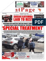 Wednesday, July 22, 2015 Edition