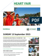 Exhibitor Application Form September 2015 GHF
