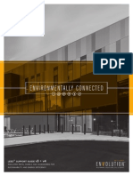 Envolution Environmentally Connected Brochure 092014