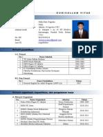 CV Hafiz
