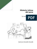 Historia Intima Del Pene