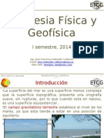Capitulo 1 Elementos de Geodesia Fisica