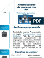 PLC - Informacion General