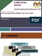 Dasar-2-Perundangan KKP DOSH 6 April 2015