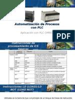 PLC - Instrucciones Basicas para equipos Omron