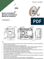 Manual de Instalación PLC Mitsubishi AL-20MR-A