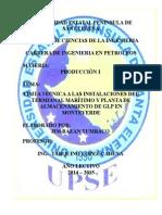 Informe Produccion Monteverde
