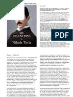 Tesla - My Inventions