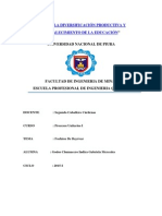 Fosfatos de Bayovar-procesos Unitarios Presentacion