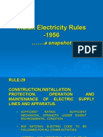 Indian Electricity rules--snapshot.ppt