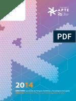 DIRECTORIO PARQUES TEC. ESPAÑA - APTE-2014.pdf