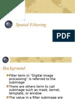 Spatial Filtering