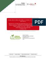 Análisis de La Estabilidad Genotípica en El Cultivo de La Papa (Solanum Tuberosum l.) Mediante Las Representaciones Biplots