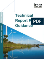 Technical Report Route Guidance