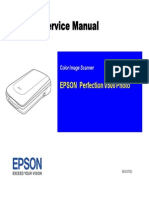Epson Perfection V500 Photo SERVICE MANUAL