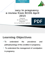 Constipacy in pregnancy.pptx