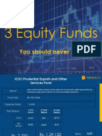 3 Equity Funds You Must Not Miss
