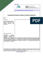 I prodotti del biotech italiano licenziati negli USA - Wordpress.it, 21 luglio 2015