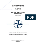 NAVAL SHIP CODE  Edition F