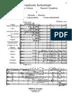 BERLIOZ Sinfonia Fantastica