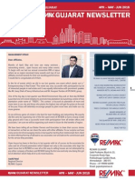 REMAX Gujarat Newsletter - Powerful Real Estate Network