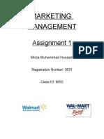 MM Assign 1