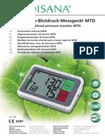 Tensiometro Medisana