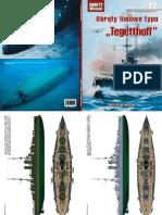 """Zvonimir Freivogel - Okręty liniowe typu """"Tegetthoff"""" - Okręty Wojenne 27 numer specjalny"""