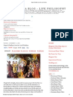 Gopis & Radha's Love for Lord Krishna