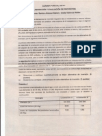 Proyectos Parcial 2014-1
