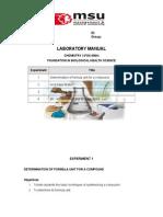 Lab Manual FGS0064