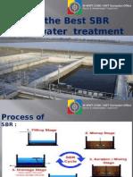 Sbr Wastewater Treatment Plant
