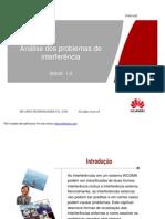 21_WCDMA Analise Dos Problemas de Interferencia