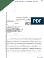 Payne et al v. Menu Foods, Inc. et al - Document No. 43