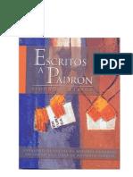 Mi Aportacion a Los Escritos de Antonio Padron