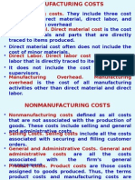 Chap. 2 Job-Order Costing and Modern Manufacturing Practices