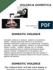 Trabalho Violence Domestic (1)