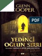 Glenn Cooper - Yedinci Oğlun Sırrı